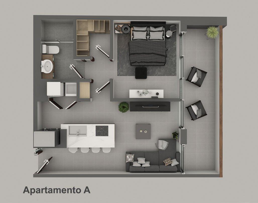 Apartamento-A